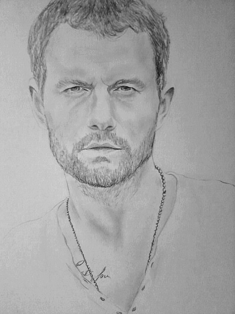 James Badge Dale by ValerieM